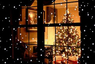 Новогодние окна фото 1