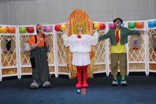Клоунский фейерверк фото 7