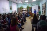 Открытие Года театра в Центральной библиотеке им. Ю. Гагарина г. Новочебоксарск фото 2