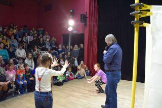 Мастер-класс по основам пантомимы фото 2
