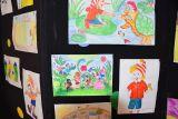 """Открытие выставки детских рисунков """"И такое бывает!"""" фото 2"""