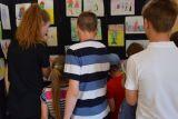 """Открытие выставки детских рисунков """"И такое бывает!"""" фото 6"""