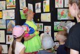 """Открытие выставки детских рисунков """"И такое бывает!"""" фото 8"""