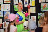 """Открытие выставки детских рисунков """"И такое бывает!"""" фото 1"""